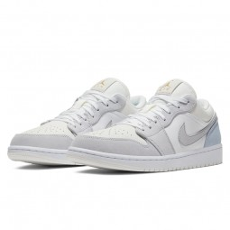 Air Jordan 1 Low Paris Sky Grey--CV3043-100-Limited Resell