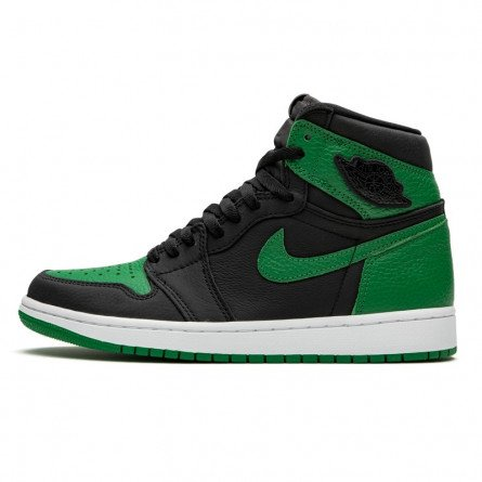 Air Jordan 1 Retro High OG Pine Green Black