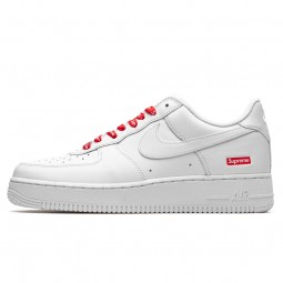 Air Force 1 Low White Supreme