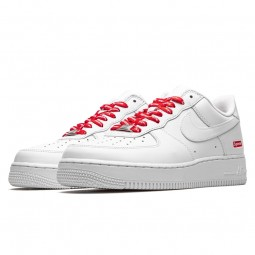 Air Force 1 Low White Supreme--CU9225-100-Limited Resell