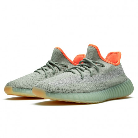 Yeezy Boost 350 V2 Desert Sage--0000000442-Limited Resell
