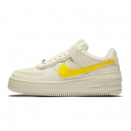 Air Force 1 Shadow Voile Jaune