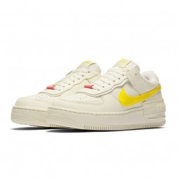 Nike Air Force 1 Shadow Voile Jaune Cz0375 100 Limited R Nike air uk 8 us 9 eur 42.5 grey air force one suede trainers. air force 1 shadow voile jaune
