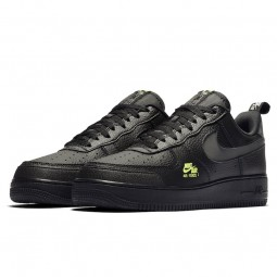 Air Force 1 LV8 Utility Black--CV3039-002-Limited Resell