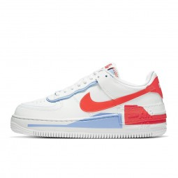 Air Force 1 Shadow Summit White Team Orange--CQ9503-100-Limited Resell