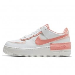 Air Force 1 Shadow Summit White Pink Quartz--0000000501-Limited Resell