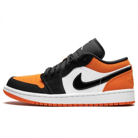 Air Jordan 1 Low Shattered Backboard--553558-128-Limited Resell