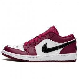 Air Jordan 1 Low Noble Red