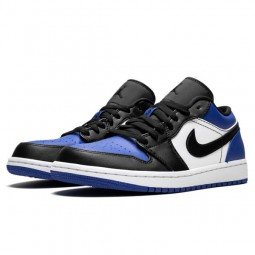 Air Jordan 1 Low Royal Toe--CQ9446-400-Limited Resell