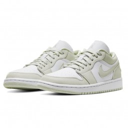 Air Jordan 1 Low Spruce Aura--CW1381-003-Limited Resell