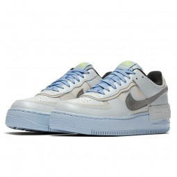 Air Force 1 Shadow Paris Pure Platinum-CV3027-001-Limited Resell