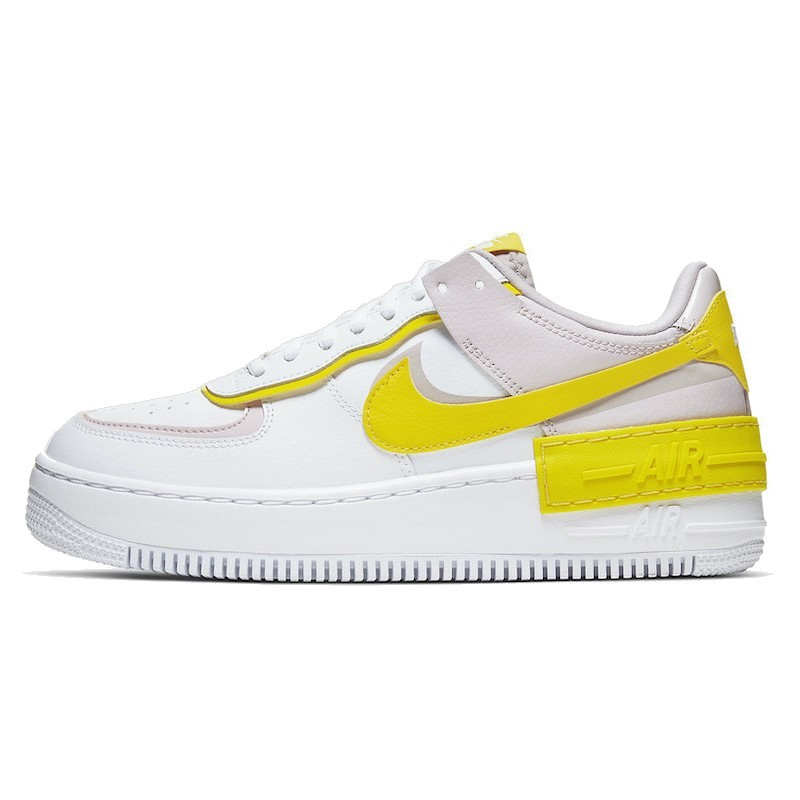 air force 1 shadow jaune