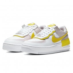 air force 1 shadow blanche et jaune