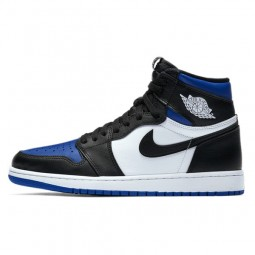 Air Jordan 1 Retro High Royal Toe--555088-041-Limited Resell