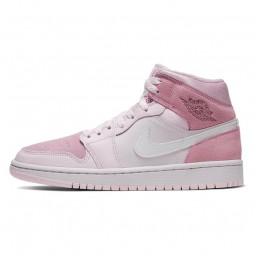 Air Jordan 1 Mid Digital Pink--CW5379-600-Limited Resell