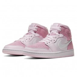 Air Jordan 1 Mid Digital Pink-CW5379-600-Limited Resell