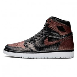 Air Jordan 1 Retro High Fearless Metallic Rose Gold--CU6690-006-Limited Resell