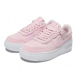 Air Force 1 Shadow Pink White--CV3020-600-Limited Resell