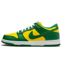 Nike Dunk Low Brazil--CU1727-700-Limited Resell