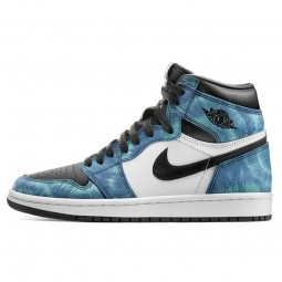 Air Jordan 1 Retro High Tie Dye--CD0461-100-Limited Resell