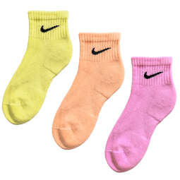 Nike Chaussette Basse Pack Ocre--SX4703-57-Limited Resell