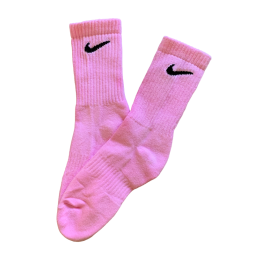 Nike Chaussette Haute Rose--SX4703-60-Limited Resell