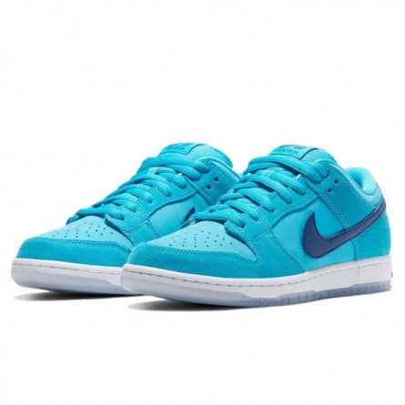 Nike SB Dunk Low Pro Blue Fury--BQ6817-400-Limited Resell