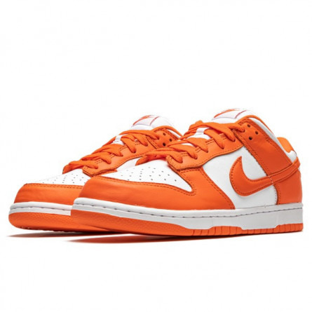 Nike Dunk Low SP Syracuse Orange Blaze--CU1726-101-Limited Resell
