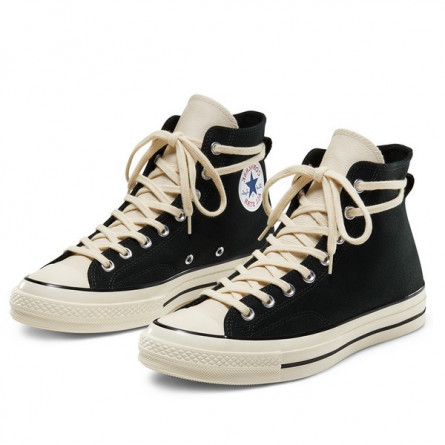 Converse Chuck 70 Fear of God Black Natural--167954C-Limited Resell