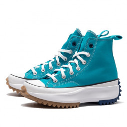 Converse Run Star Hike Hi Rapid Teal Blue--167108C-Limited Resell
