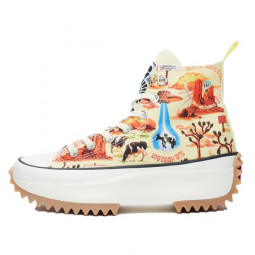 Converse Run Star Hike Hi Twisted Resort--167895C-Limited Resell