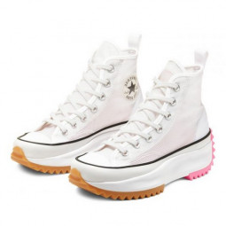 Converse Run Star Hike Hi Concrete Heat White--167851C-Limited Resell