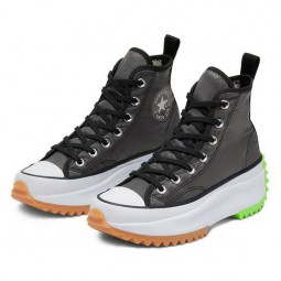 Converse Run Star Hike Hi Concrete Heat Black--167852C-Limited Resell