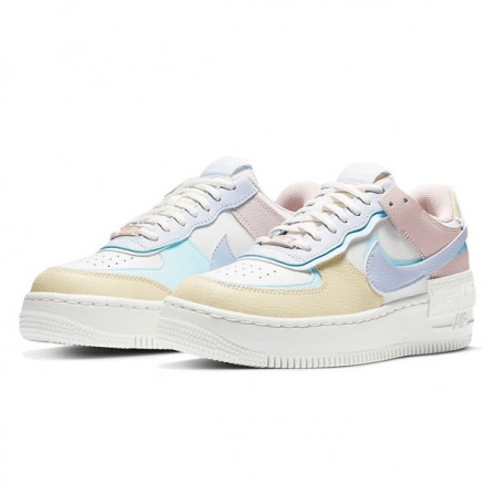 air force 1 shadow femme pastel