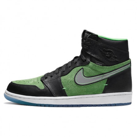 Air Jordan 1 Retro High Zoom Black Green