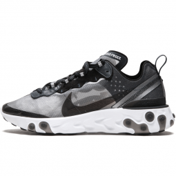 Nike React Element 87 Anthracite--AQ1090-001-Limited Resell