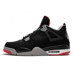 Air Jordan 4 Retro Bred--308497-060-Limited Resell