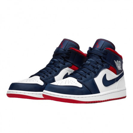 Air Jordan 1 Mid SE USA--852542-104-Limited Resell