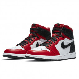 Air Jordan 1 Retro High Satin Snake Chicago--CD0461-601-Limited Resell