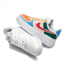 Air Force 1 LX Tear Away White--CJ1650-101-Limited Resell