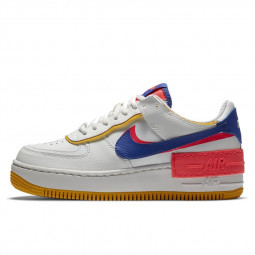 Air Force 1 Shadow White Flash Crimson Astronomy Blue--CI0919-105-Limited Resell