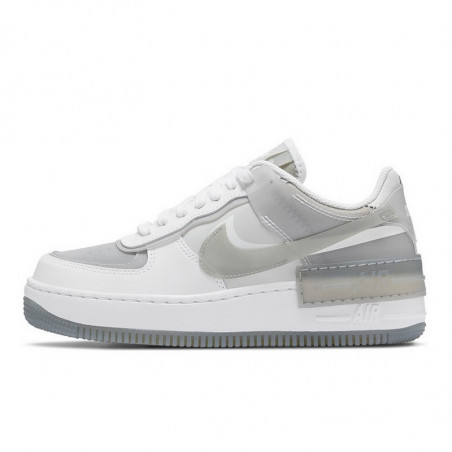 Air Force 1 Shadow SE White Particle Grey