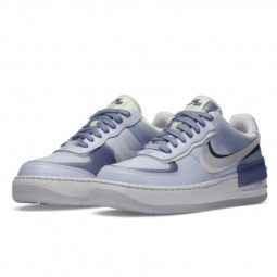 Air Force 1 Shadow SE Ghost World Indigo--CK6561-001-Limited Resell
