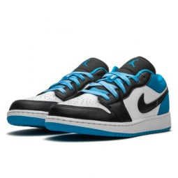 Air Jordan 1 Low Laser Blue--CK3022-004-Limited Resell