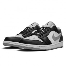 Air Jordan 1 Low Shadow--553558-039-Limited Resell