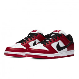 Nike SB Dunk Low Chicago Red Low J-Pack--BQ6817-600-Limited Resell