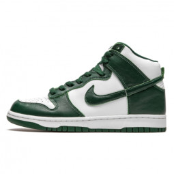 Nike Dunk High Spartan Green--0000000661-Limited Resell