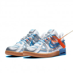 Nike Dunk Off-White Air Rubber UNC--CU6015-100-Limited Resell