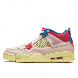 Air Jordan 4 Retro Union Guava Ice--DC9533-800-Limited Resell
