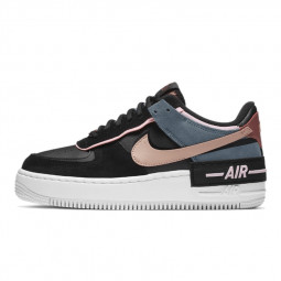 Air Force 1 Shadow Black Metallic Red Bronze--CU5315-001-Limited Resell